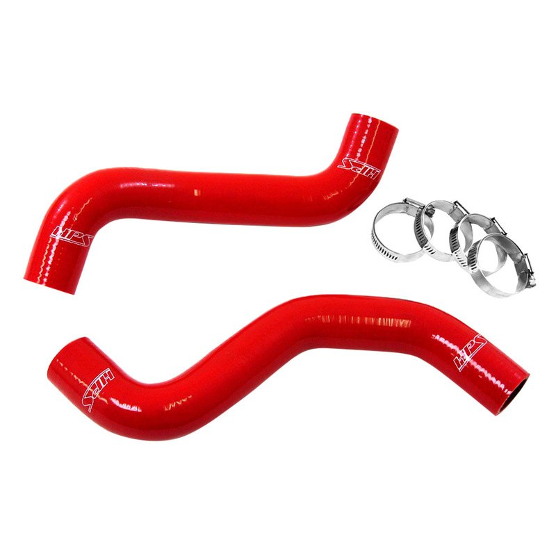 Red Silicone Hoses 29