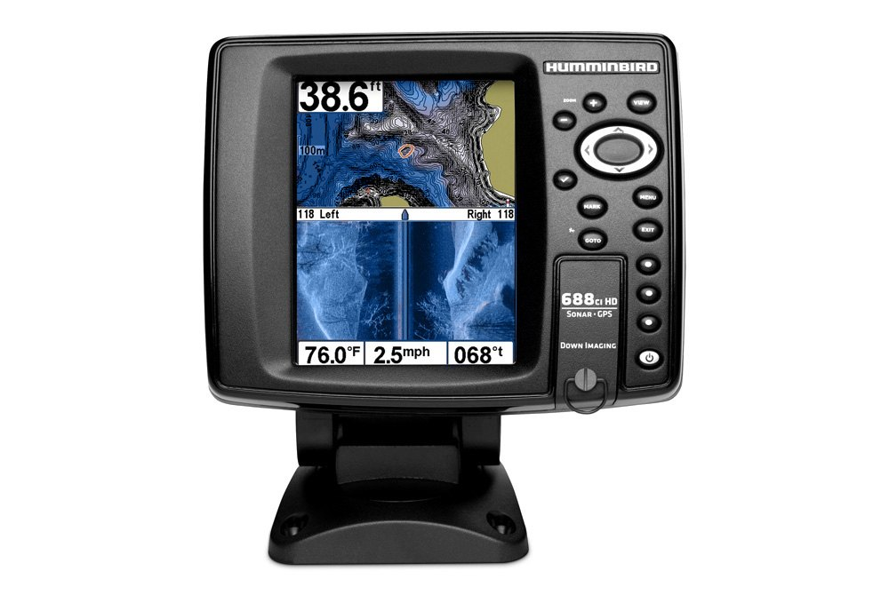 Humminbird fish finders gps electronics for Humminbird fish finder