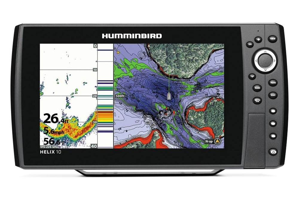 wiring diagrams for humminbird and lowrance high end units