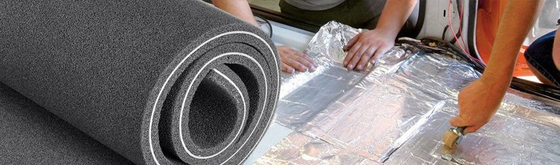 HushMat Thermal & Sound Barriers