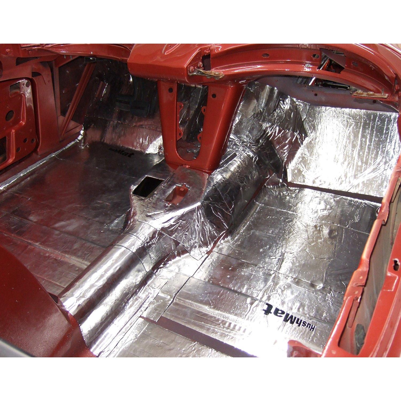 Pro Braking PBF7248-SIL-RED Front Braided Brake Line Silver Hose /& Stainless Red Banjos