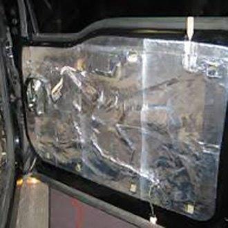 Hushmat 663073 door vehicle insulation kit for Front door insulation kit