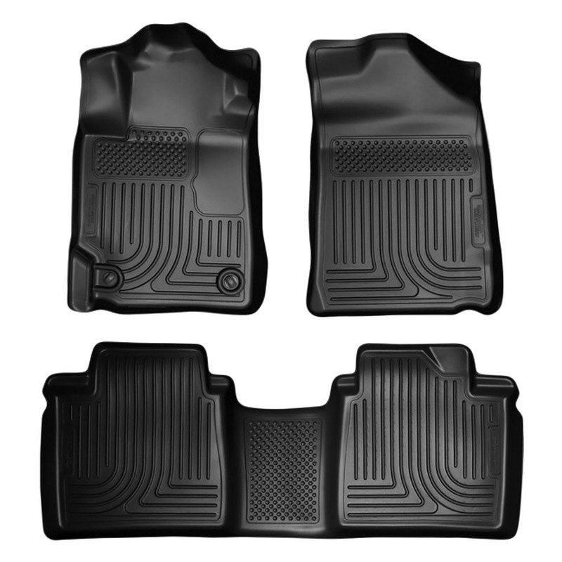 From protective all-weather floor mats with crud-catching grooves to plush carpets with custom embroidery, AutoAnything has the floor mats & liners you need from the top names in the business like Weathertech, Husky Liners, Lloyd Mats and Catch All Floor Mats. Tonneau Covers.