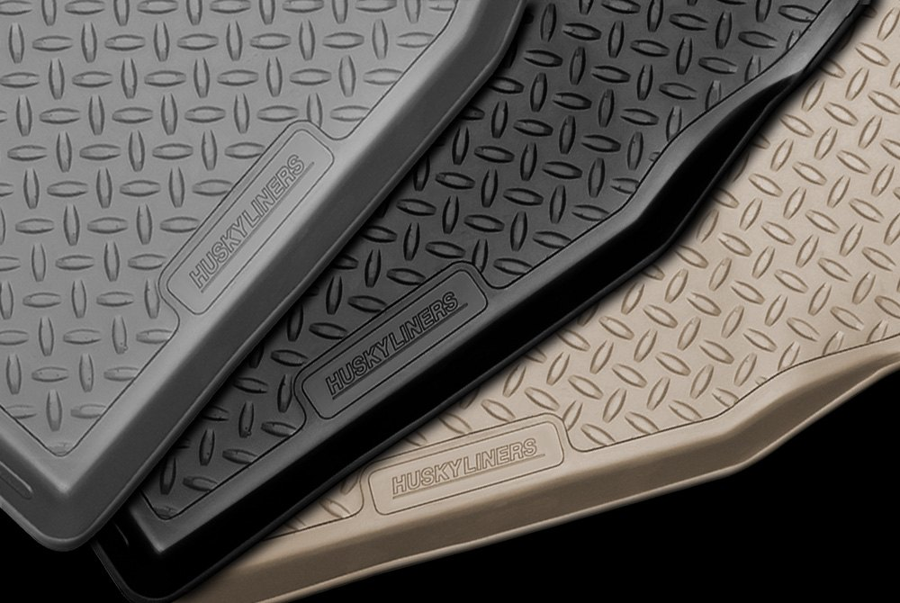 husky liners classic style floor liners 1st row gray husky liners classic style floor liners 1st row tan husky liners classic style floor