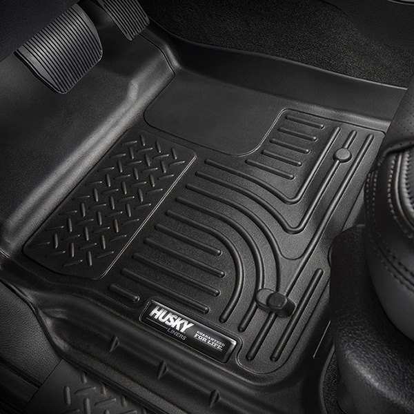 Custom Husky Floor Liners For New Chevy And Gmc Trucks