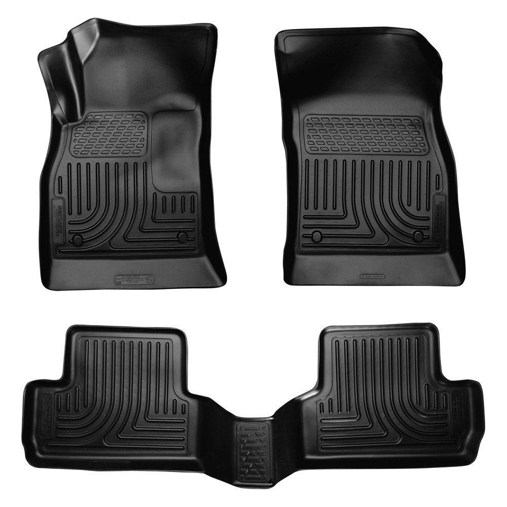 husky liners weatherbeater floor liners carid autos post. Black Bedroom Furniture Sets. Home Design Ideas