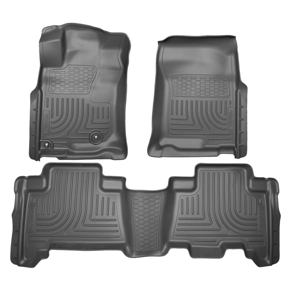 2017 Toyota Rav4 All Weather Floor Mats Liners Carid