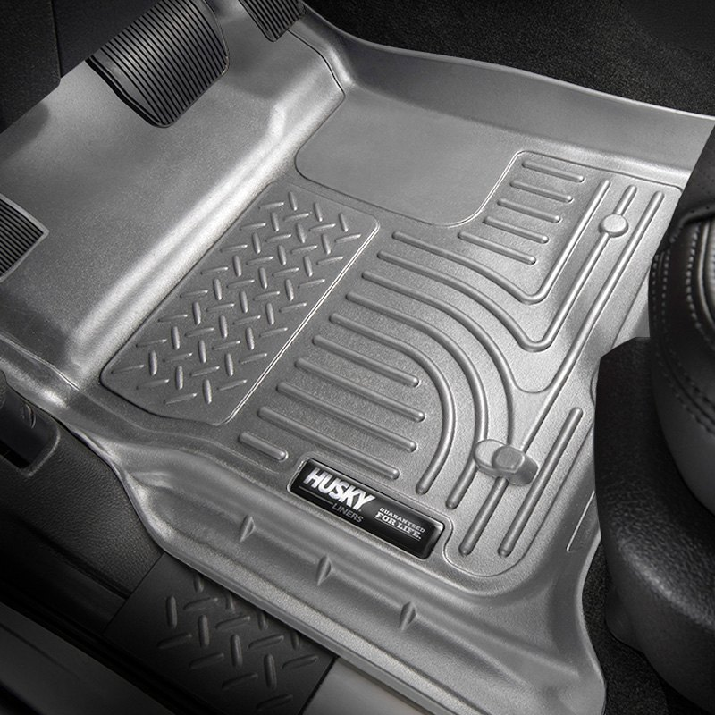 Husky Liners 174 Ford Fusion 2017 2018 Weatherbeater Floor