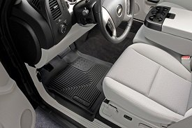 Husky Liners® - X-Act Contour™ 1st Row Floor Liners