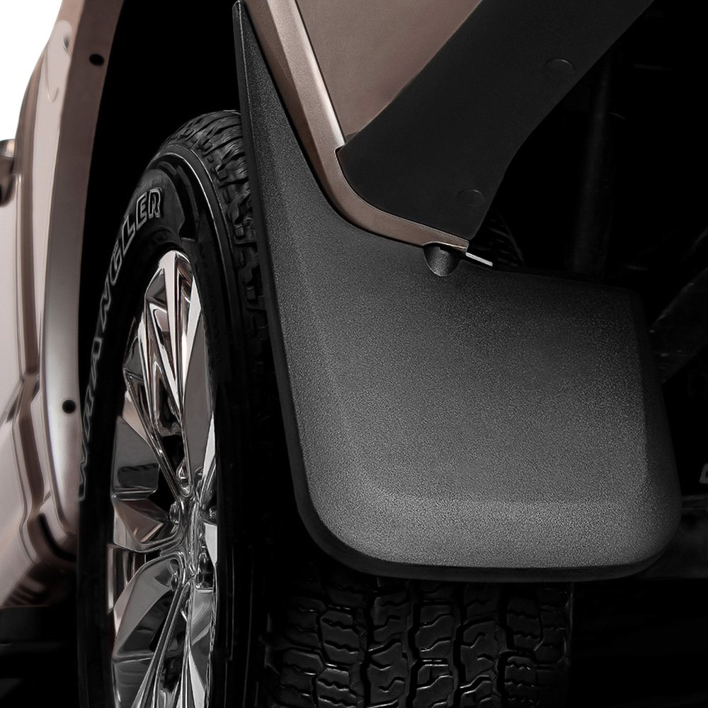 Husky Liners® - Toyota Tacoma With Factory Fender Flares ...
