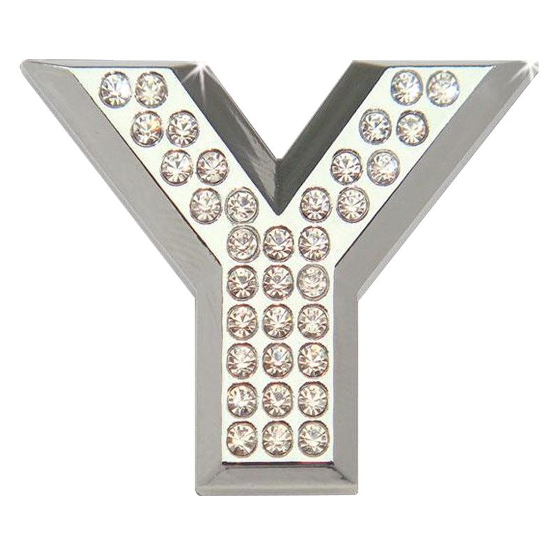 Custom Y Chrome ...Y Logo 3d