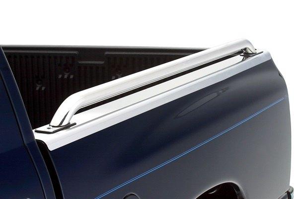 ici ford f 150 1997 2005 stainless steel tube bed side. Black Bedroom Furniture Sets. Home Design Ideas