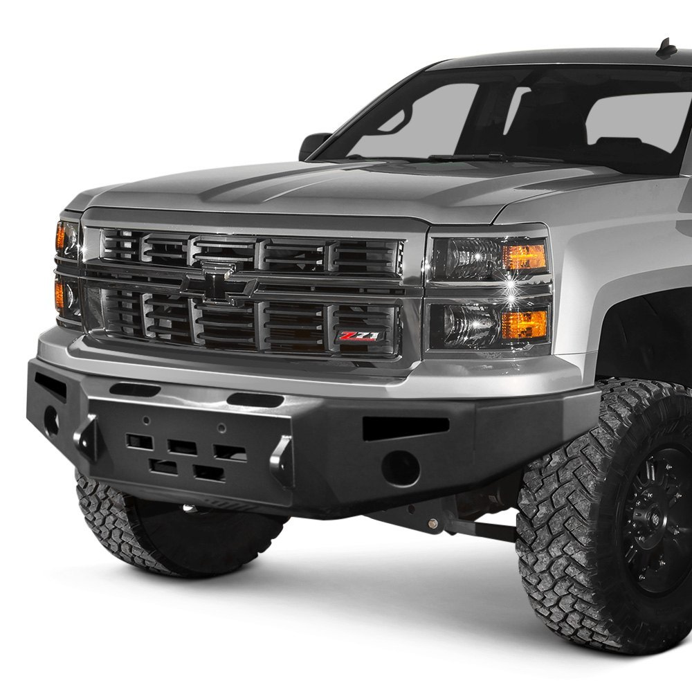 ici chevy silverado 1500 2500 without front parking assist sensors 2014 magnum full width. Black Bedroom Furniture Sets. Home Design Ideas