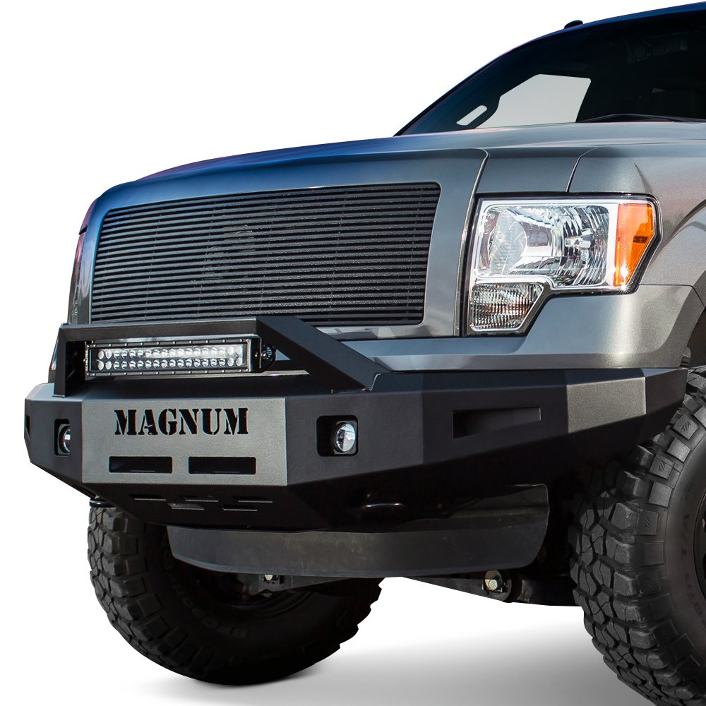 Ford Tractor 800 Series Front Bumper : Ici ford f magnum™ full width black front hd
