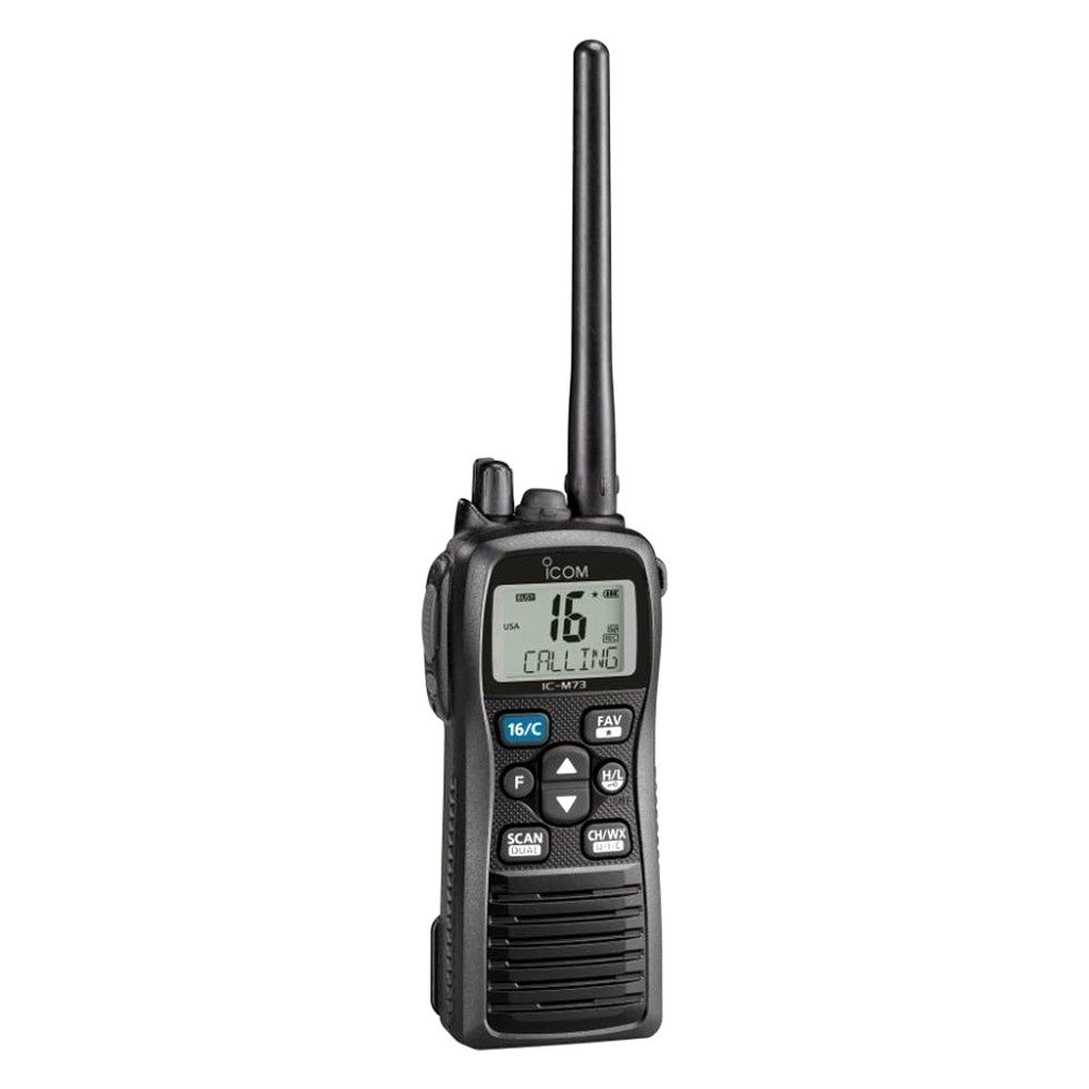 Icom® M73-11 - M73 Handheld VHF Radio
