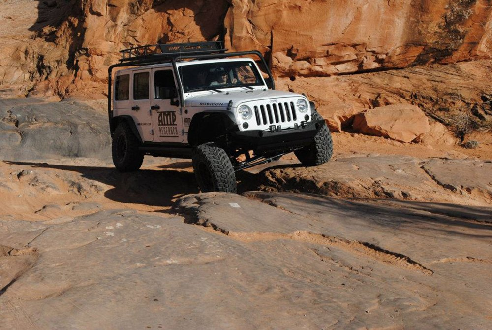 Icon 174 Jeep Wrangler Jk 2018 3 Quot X 3 Quot Front And Rear