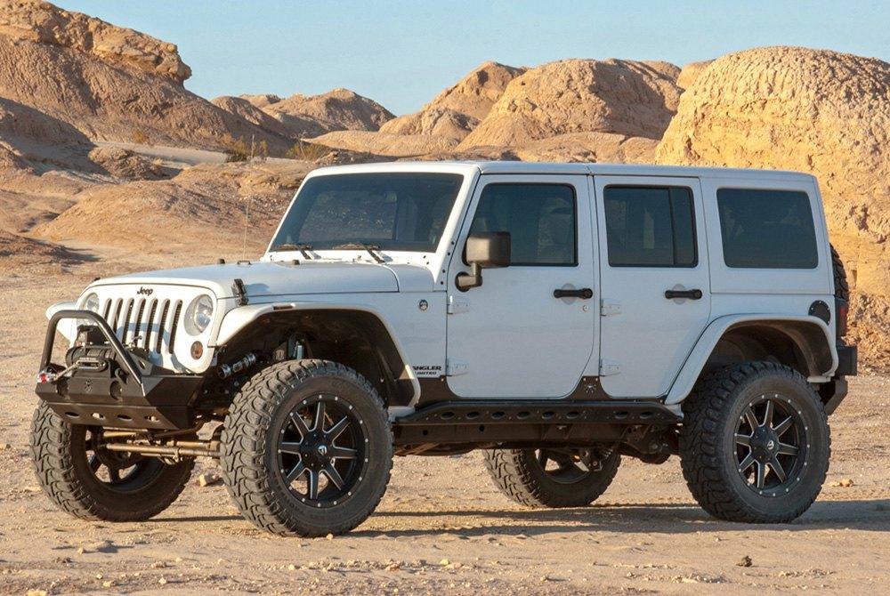 Icon 174 Jeep Wrangler Jk 2018 1 75 Quot 4 Quot Coilover Conversion