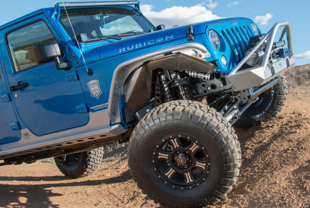 Icon 174 Jeep Wrangler 2015 4 5 Quot 6 Quot X 3 Quot 5 Quot Coilover