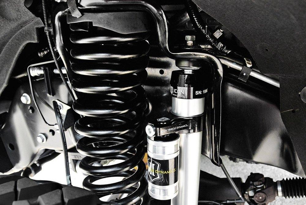 ICON Vehicle Dynamics™ | Suspension, Lift Kits, Shocks — CARiD com