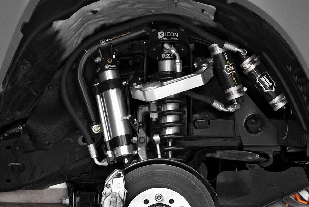 ICON Vehicle Dynamics™ | Suspension, Lift Kits, Shocks
