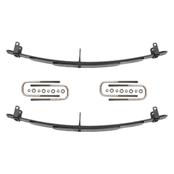"""2003 Toyota Tacoma Leaf Springs: 51100 ICON - 1.5"""" Rear Leaf Spring Expansion Pack"""