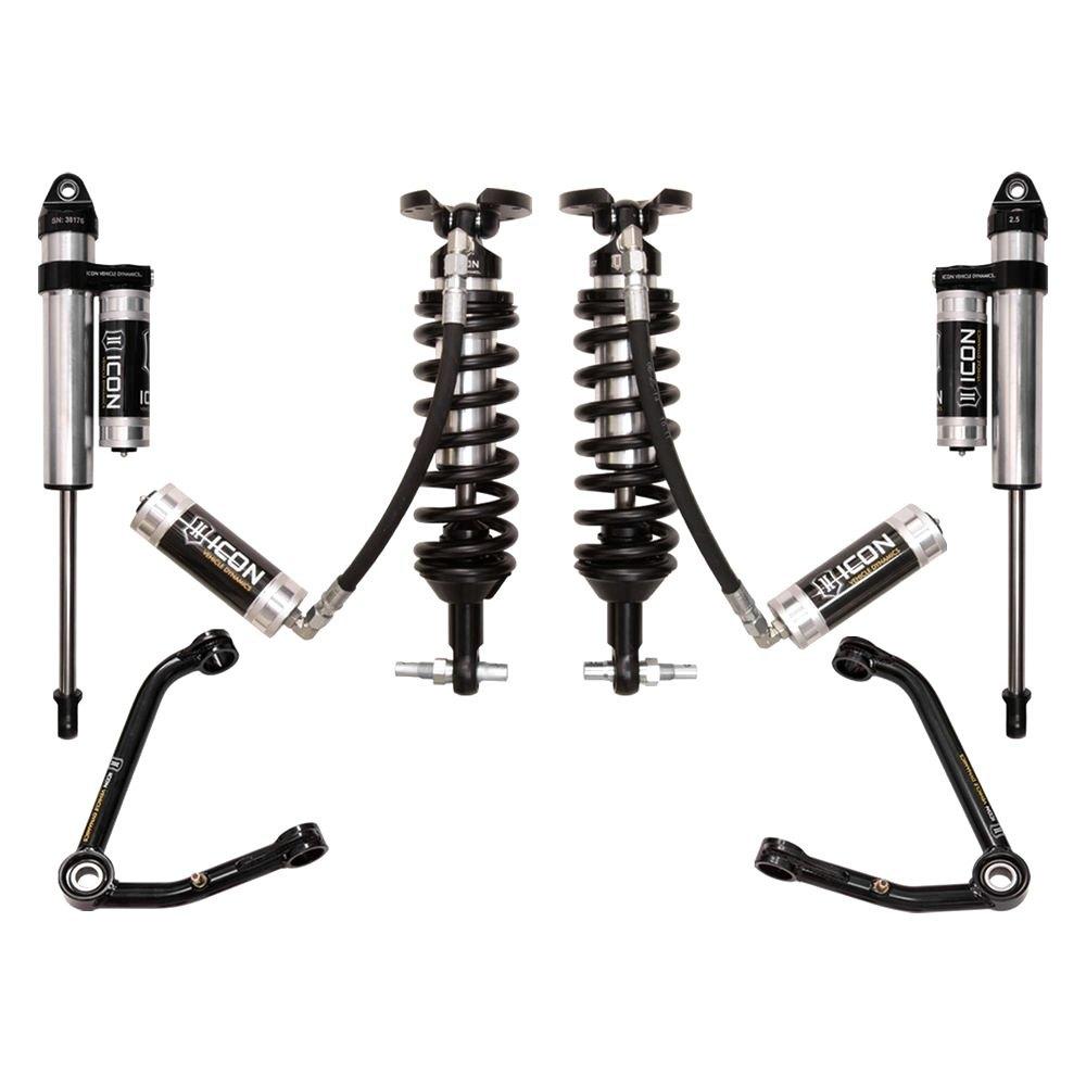 chevy 2014 silverado suspension easy to lift