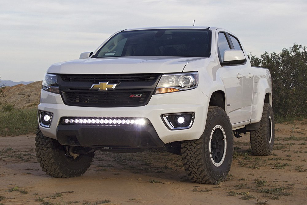 Icon 174 Chevy Colorado 4wd Four Wheel Drive 2015