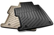 2009 Jeep Patriot Rubber Mats