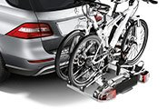 2010 BMW Z4 Bike Racks