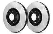 1998 Toyota Sienna Brake Rotors