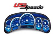 2005 Ford Excursion Custom Gauges