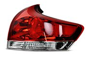 1994 Chrysler Town and Country Factory Tail Lights