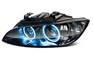 1997 Mitsubishi Mirage Halo Headlights