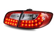 2007 Land Rover Range Rover Sport LED Tail Lights