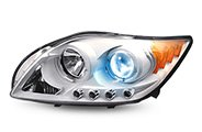 2002 Nissan Frontier Projector Headlights