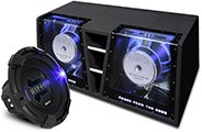 2005 Ford Excursion Subwoofers