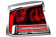 2008 Lincoln Town Car Taillight Bezels