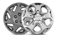 1999 Isuzu Trooper Wheel Covers