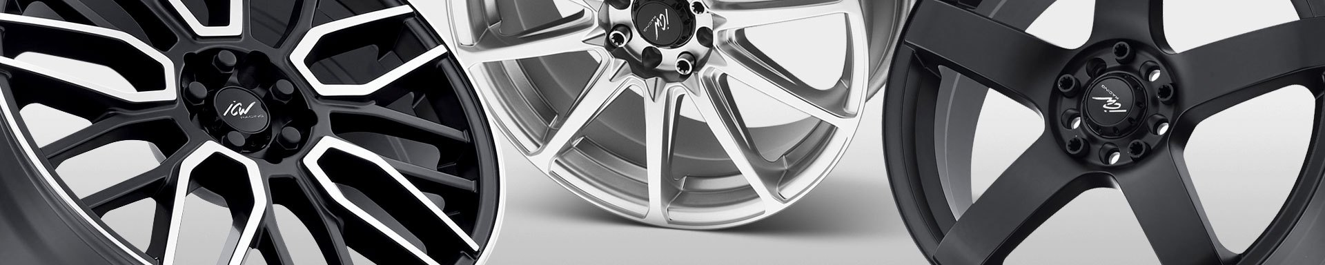 Universal ICW RACING CUSTOM WHEELS