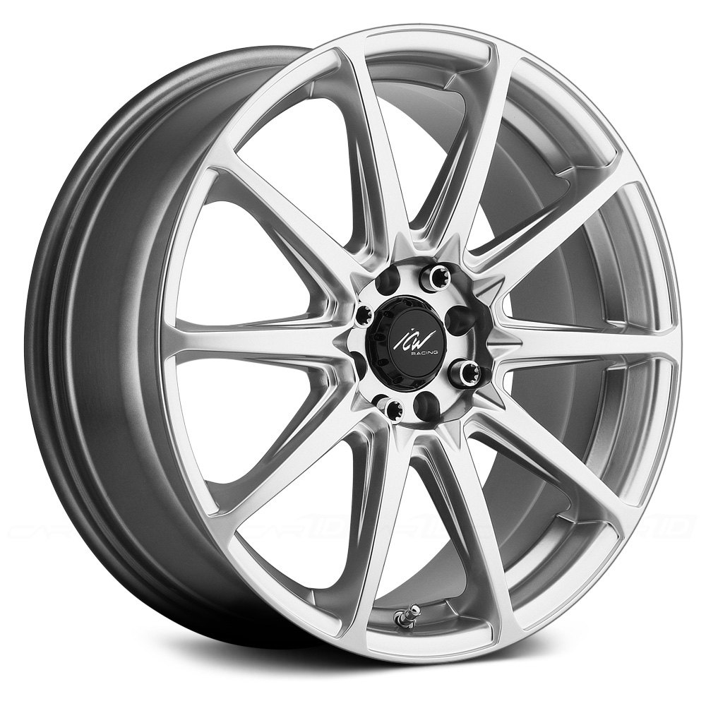 Icw Racing 174 Banshee Wheels Hyper Silver Rims