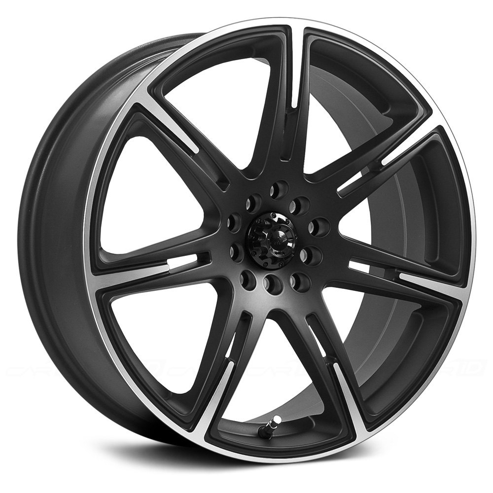 icw racing kamikaze wheels black with machined accents and lip rims Honda Ruckus icw racing 210mb kamikaze black with machined accents and lip