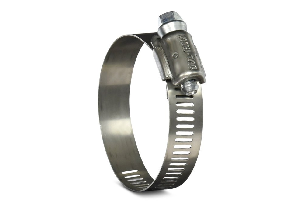 Ideal tridon™ worm gears specialty hose clamps — carid