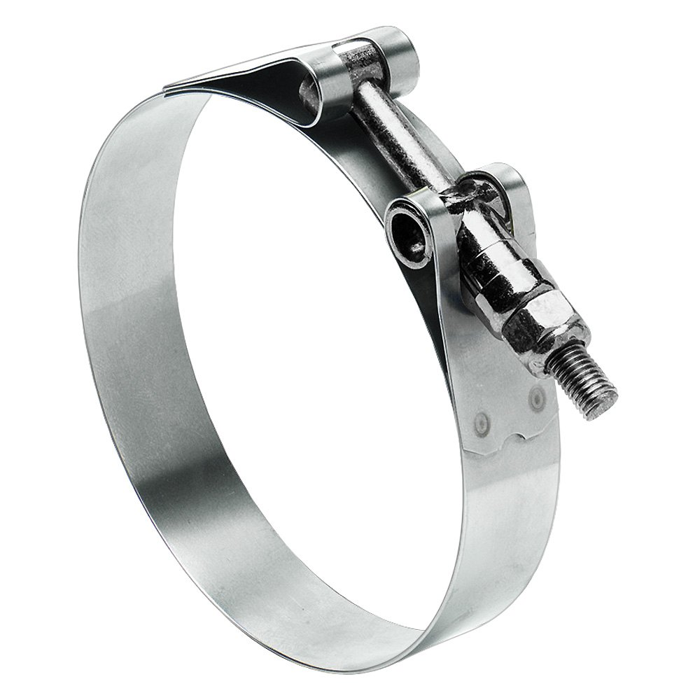 Ideal tridon  t bolt hose clamp quot