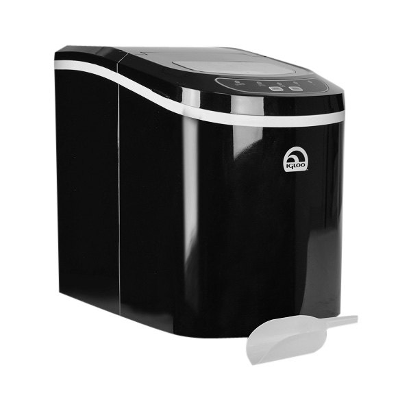 Igloo Portable Countertop Ice Maker Reviews : Igloo? ICE101-BLACK-RC - Portable Black Countertop Ice Maker