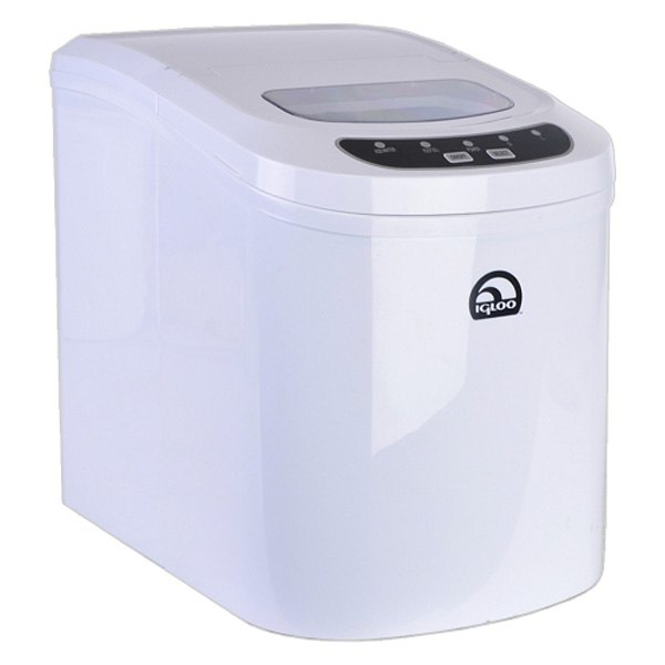 Reviews On Igloo Countertop Ice Maker : Igloo? ICE102C-WHITE-RC - Portable White Countertop Ice Maker