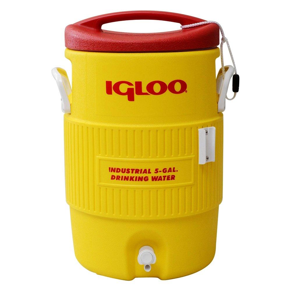 Igloo 174 Industrial 20 Qts Beverage Cooler Recreationid Com