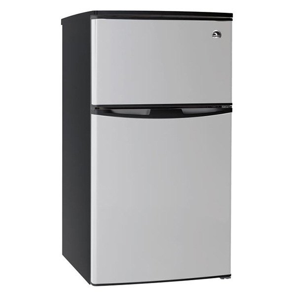 Igloo 174 Fr834 Stainless Steel 2 Doors Refrigerator And