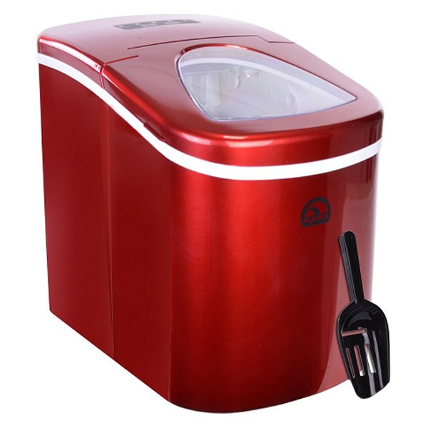 Igloo Ice102st Countertop Ice Maker : Igloo? ICE108RNB-RC - 8th Style Red Counter Top Ice Maker