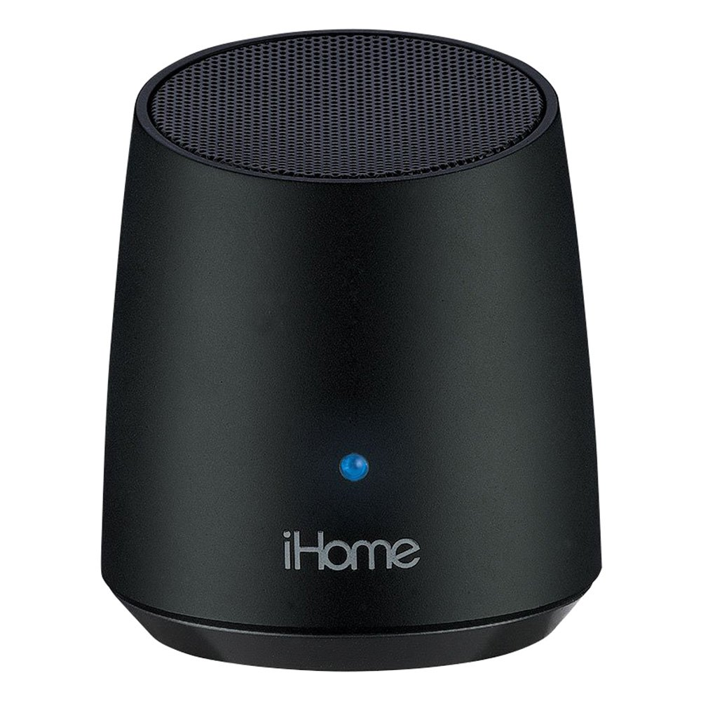 Ihome ibt69bc bluetooth rechargeable speaker for Ihome speaker