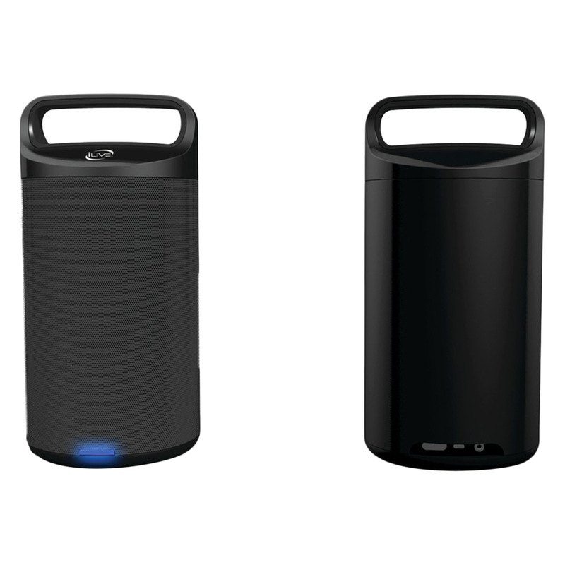 Ilive isbw2113b portable bluetooth speakers for Ilive bluetooth speaker